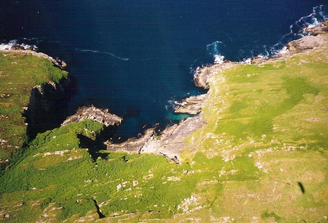 Côte irlandaise