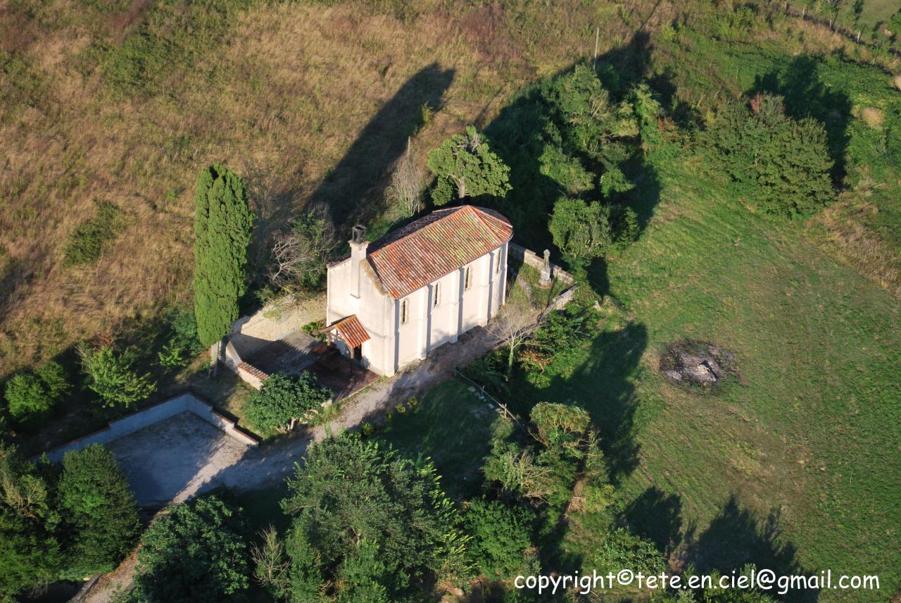 Chapelle N.D du Mailho Blanc