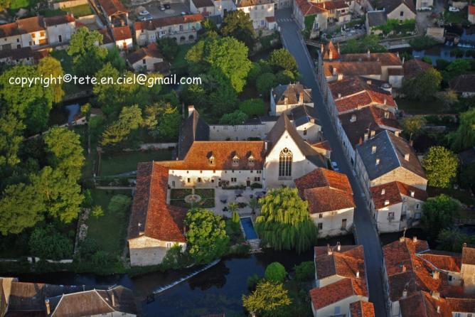 Abbaye de Verteuil 1