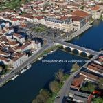 La vallée de la Charente
