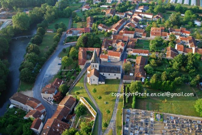 Eglise de Verteuil