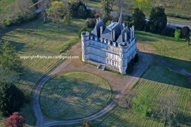Jarnac château