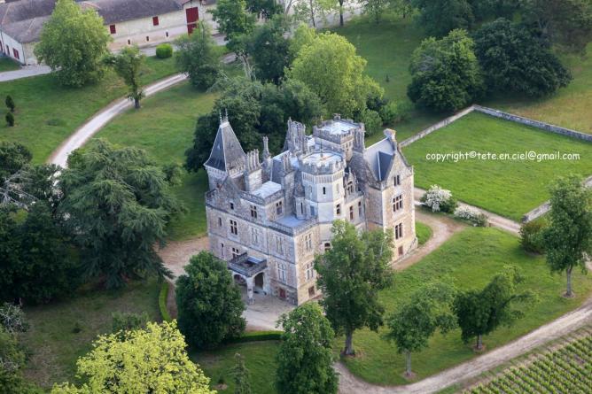 Château Lachesnay