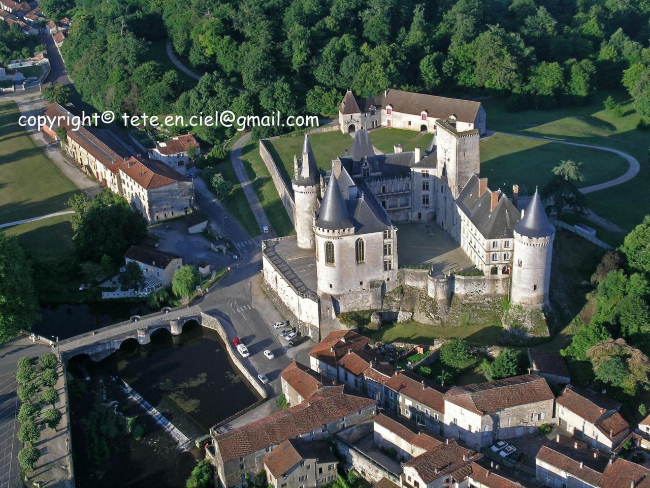 Château de La Rochefoucauld