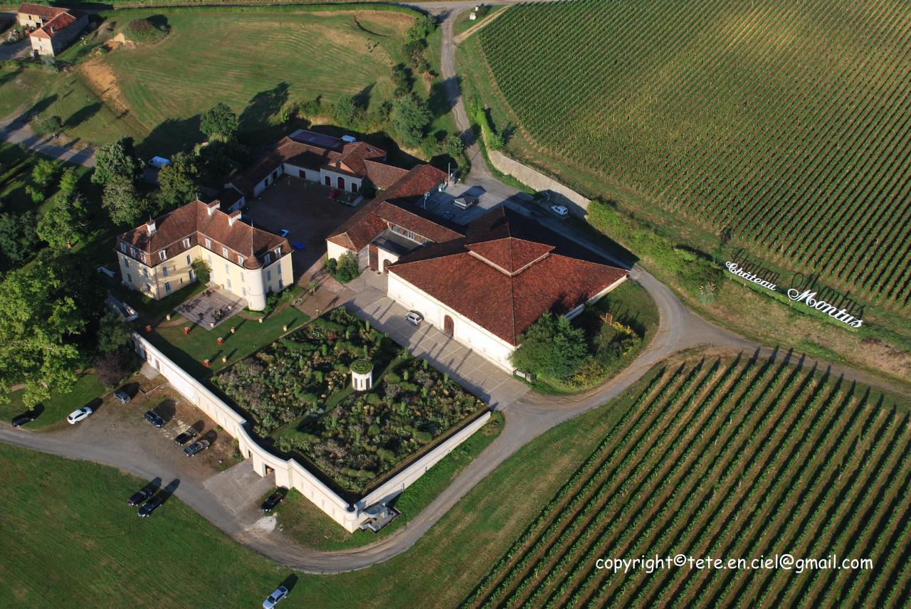Château de Montus