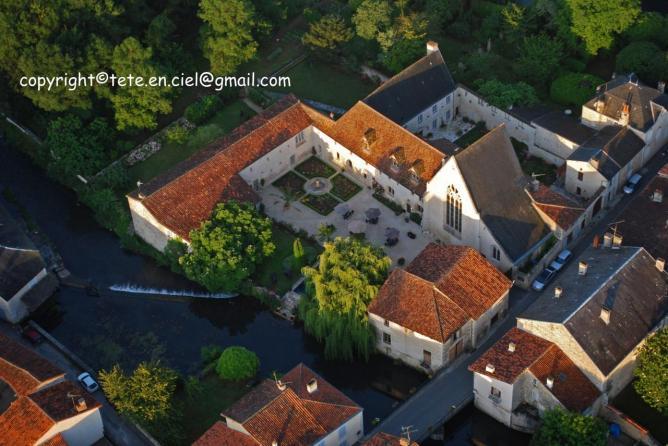 Abbaye de Verteuil 2
