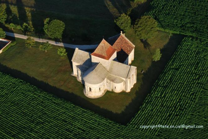 Eglise de Lichères