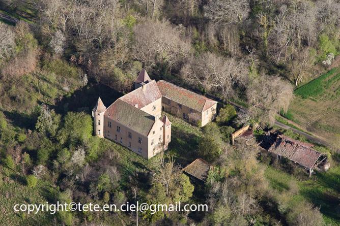 Châteaux de Sansot
