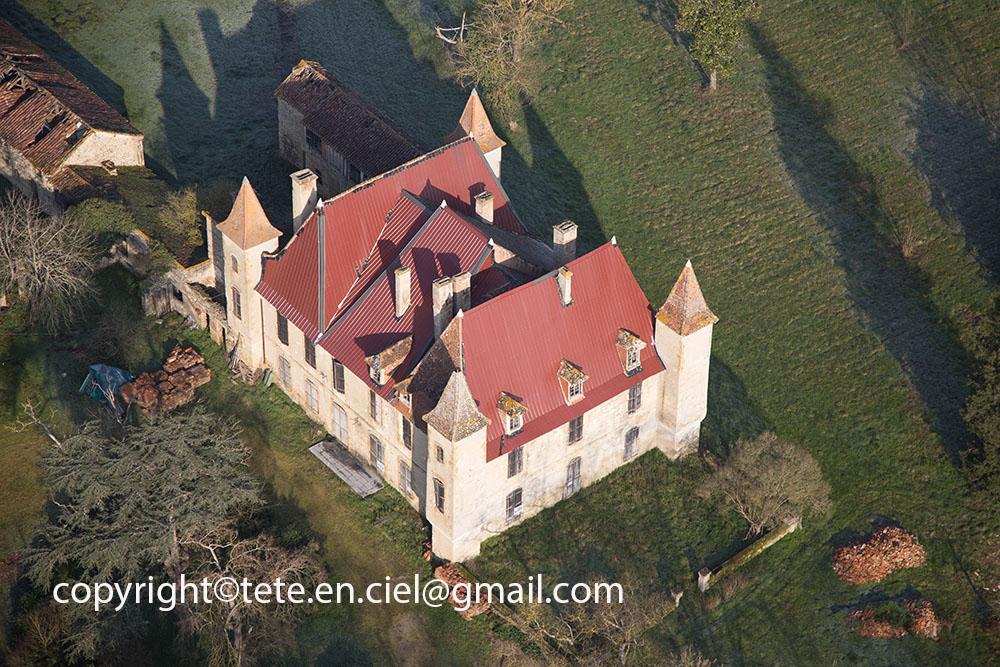 Château de Cahuzac-sur-Adour