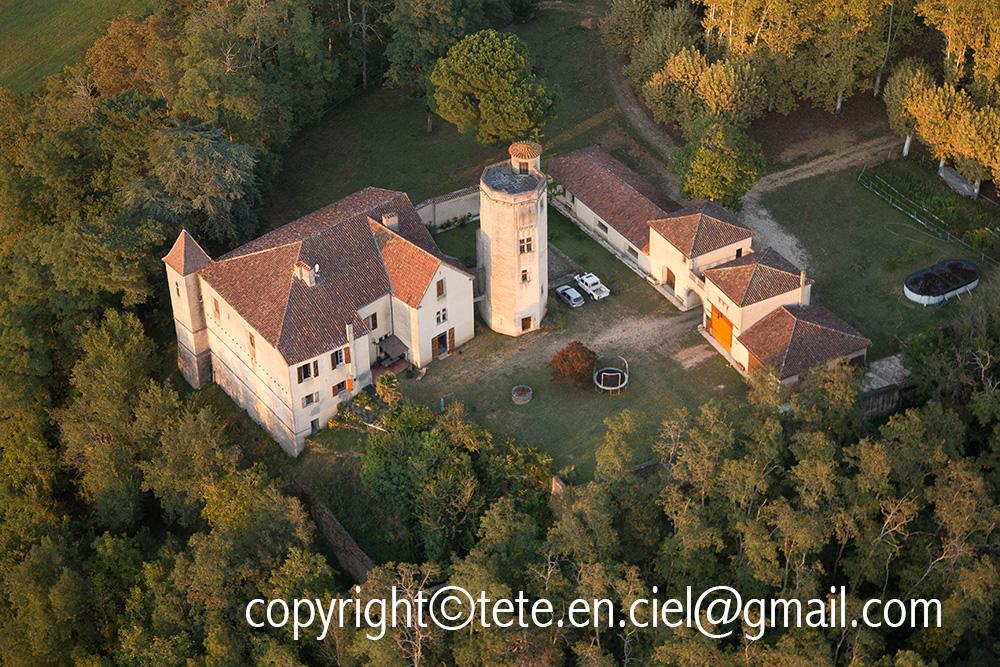 Château de Campagne-d'Armagnac