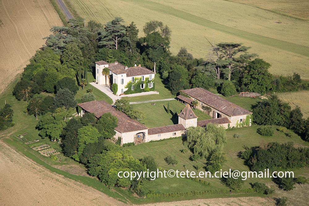 Château d'en Tudelle