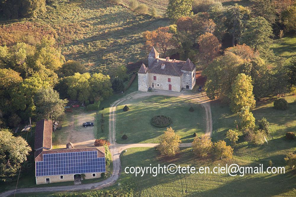 Château d'Esbérous