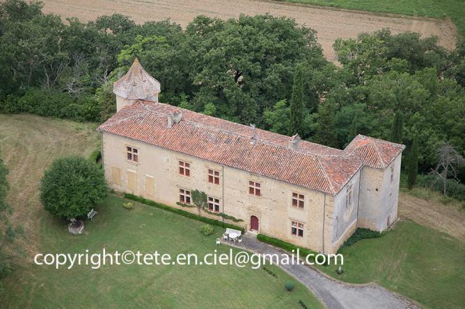 Château de Lasplagnes
