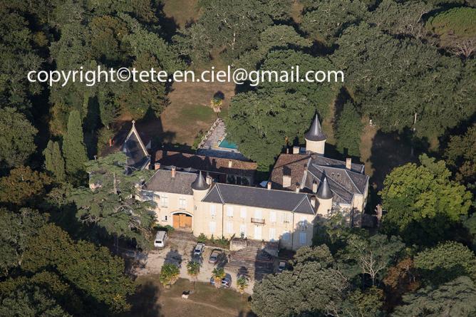 Château de Cazeaux