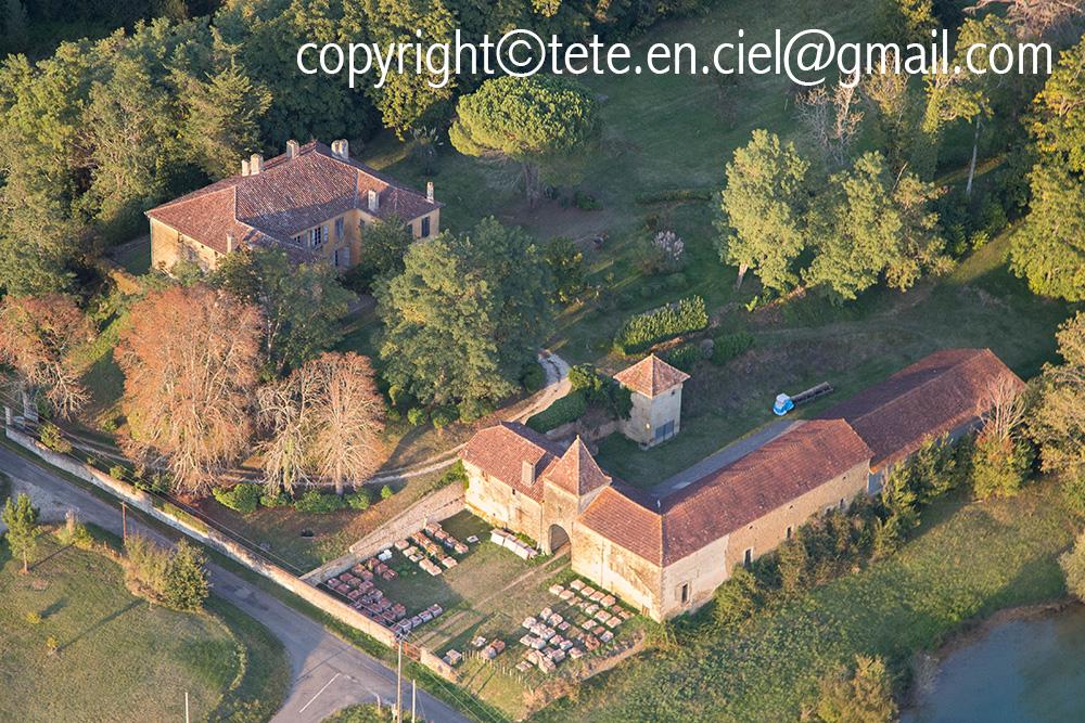 Château de Lias d'Armagnac