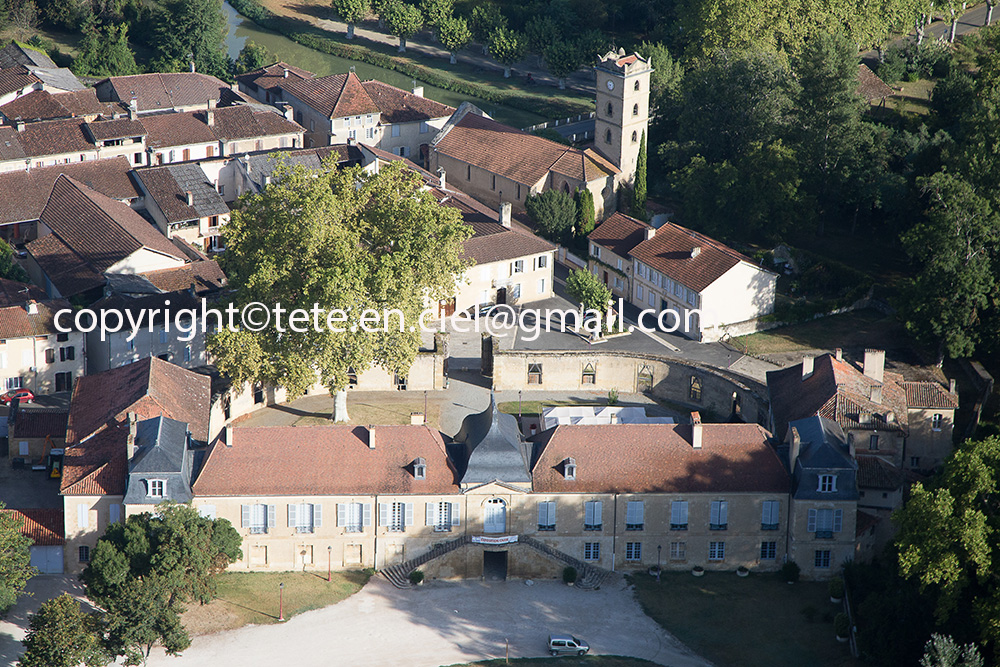 Château de L'Isle-de-Noé