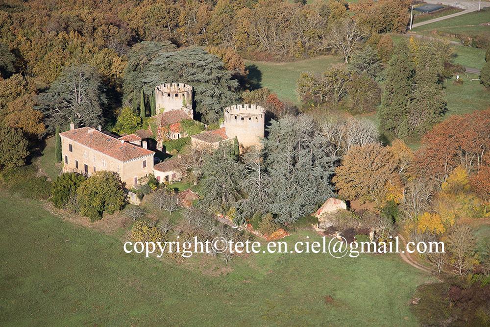 Château de Loubersan