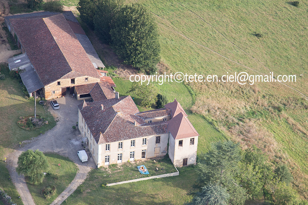 Château de Mauhic à Loubédat