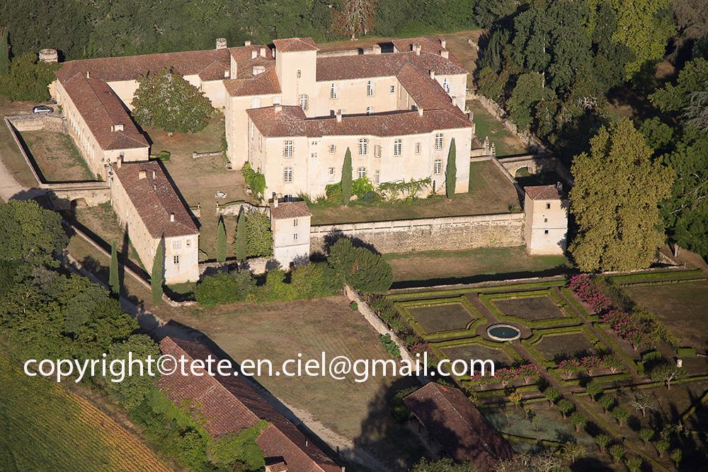 Château de Mazères