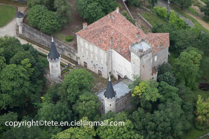 Château de Montégut