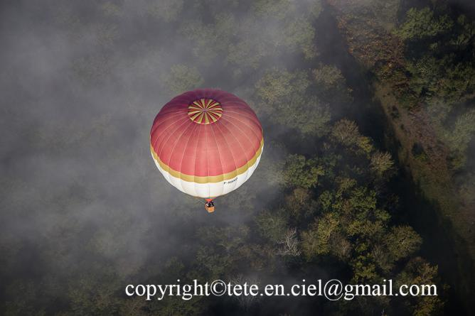 Ballon d'automne
