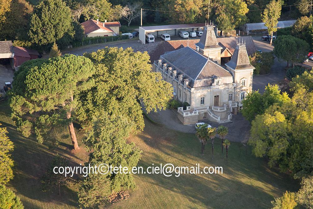 Château de Moutiques