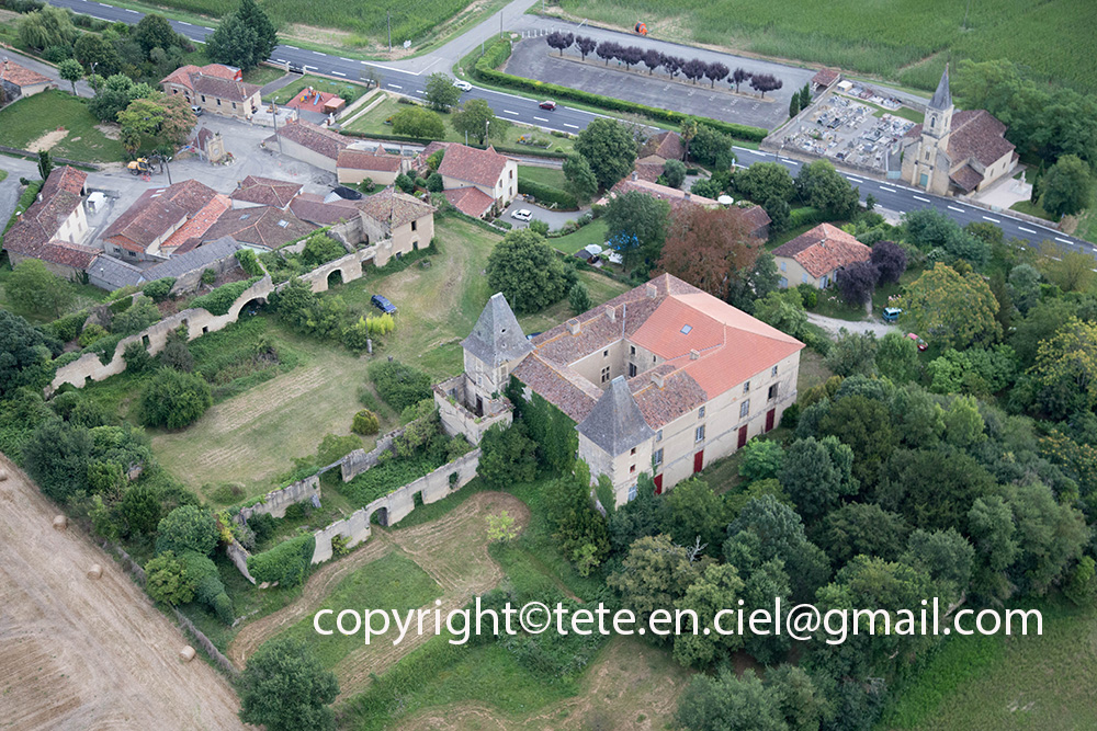 Château d'Orbessan