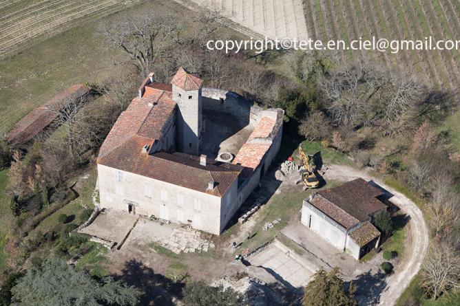 Château de Pouypardin