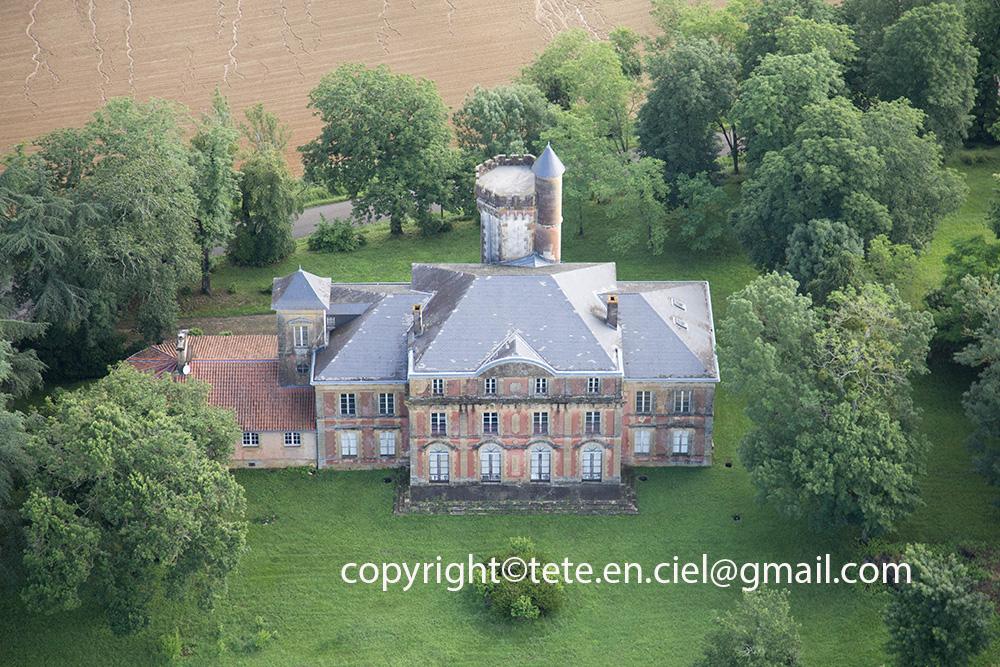 Château de Saint-Christaud